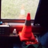 bigbumble: (Train Traffic Cone)