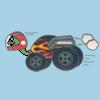 flexagon: (racing-turtle)