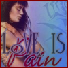 arani: (love is pain)