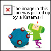 kittenesque: (Katamari)