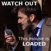topaz: (Doctor Who: loaded mouse)