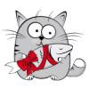 leitenno: (кот)
