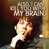 jukeboxhound_backup: (spn - sam's brain [smartness].)