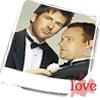 melagan: (Wedding picture)