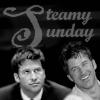 melagan: (Steamy Sunday)