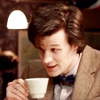 dizmo: (dw: doctor with tea)