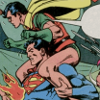 dizmo: (comics: supes-robin piggyback)