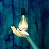 100indecisions: holding up sunlight (lightbulb)