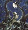 liekinloimu: (wolf and dog, Playful)