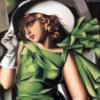 terriem: (Pretty green dress)