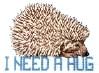 persephone_kore: (hedgehog hug)