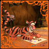 glittertigger: (Writing tigger by monstericons)