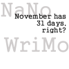 draconesse: (November 31st)