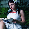 thornsilver: (girl with book)