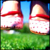indybaggins: (Funky shoes)
