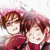 cutthroatpixie: (spain and romano- hat stealin)