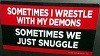 random_ficcery: (Sign - Wrestling With Demons)