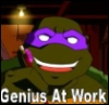 blkdragonqueen: (TMNT - Genius Don)