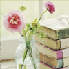 roguechick: (Books & Flowers) (Default)