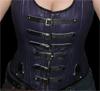 abka: purple corset (corset)