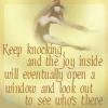 ahavah: (Rumi: Joy Inside)