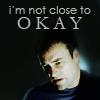 shaharjones: i´m not close to okay (i´m not close to okay)