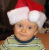 cmf: (santa baby)