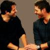 lotrspnfangirl: (spn: Destiel laugh)