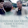 smallhobbit: (Lestrade trio)
