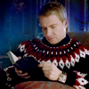smallhobbit: (John Christmas jumper)