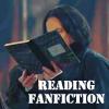 reallyginny: (Reading Fan Fiction)