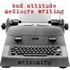 reallyginny: (mediocre writing)