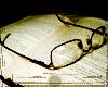 myladydisdain: (glassesonbook)