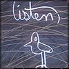 rheall: (Listen - Bird)