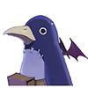halophoenix: (blue prinny!)