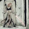 sabrina: Mara Jade in By The Emperor's Hand (SW; Mara Jade; Lightsaber)