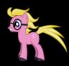 angenoir: (the losers, cutie mark, jake jensen, pony)