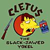 wickedflea: (cletus)