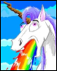 zimon66: (Unicorn vomiting rainbows)