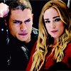 dragonydreams: (Legends of Tomorrow: Captain Canary)