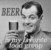 magistera: (beer!)