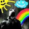 seri_scribble: (Batman Happy!) (Default)
