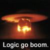 starfyre01: (Logic Go Boom!)
