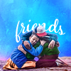 aravishermione: ((st friends))