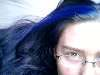 iridium: (blue hair)