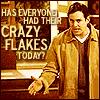 mercurialsunshine: (crazy flakes)