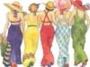 bookglowwurm: (friends- evening gowns)