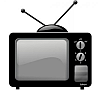 the_other_sandy: Black and white TV (TV)