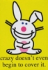jaunthie: (Crazy Bunny)