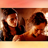 fiercynn: Morgana comforting Gwen [from Merlin] (seer&queen)